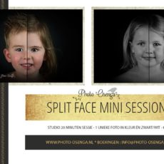 Split Face mini sessies