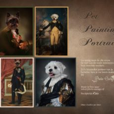 Pet Painting Portret